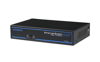 4 Ports PoE Ethernet Switch