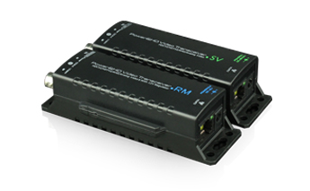 1CH HD Video & Power UTP Transceiver_HD5