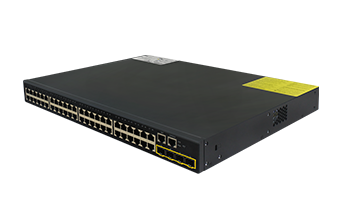 48 Ports Gigabit Stackable L3 Managed Switch (4*10G Uplink Ports)
