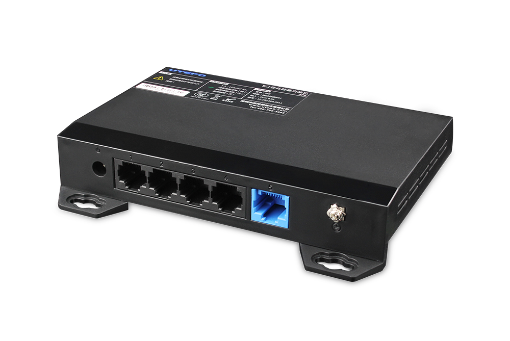 5-Port 100M Anti-surge Ethernet Switch