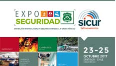 UTEPO will attend SICUR 2017 in Santiago
