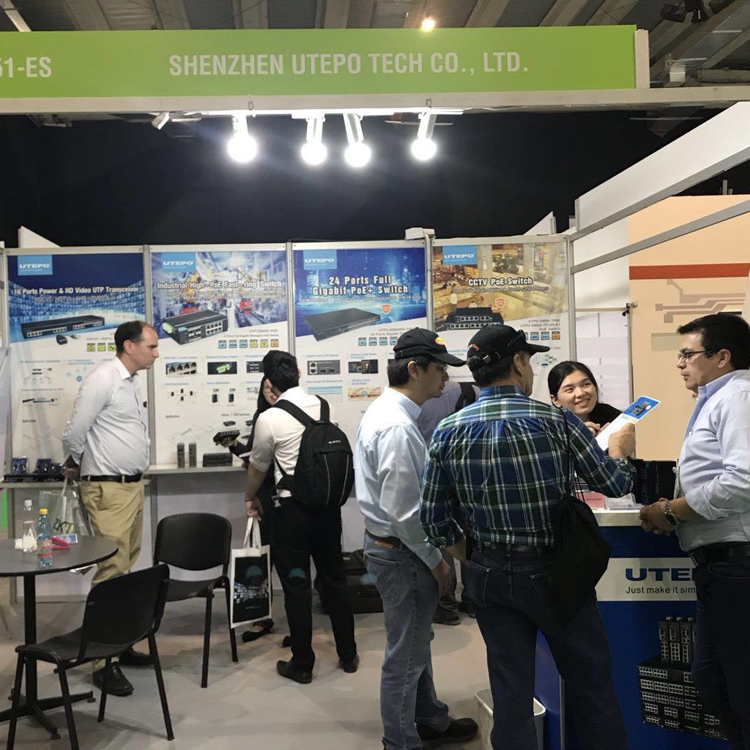 UTEPO at SICUR 2017