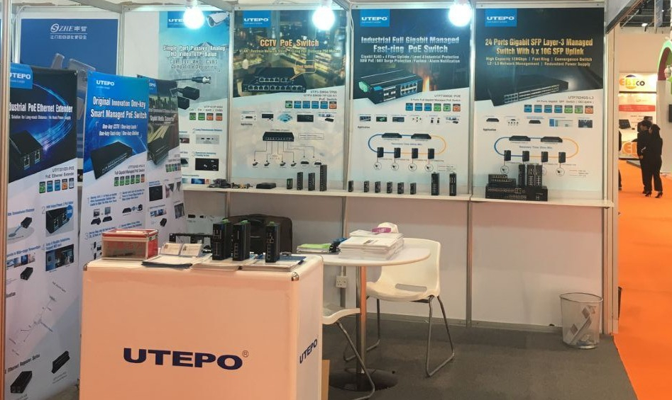 UTEPO at 2018 Intersec