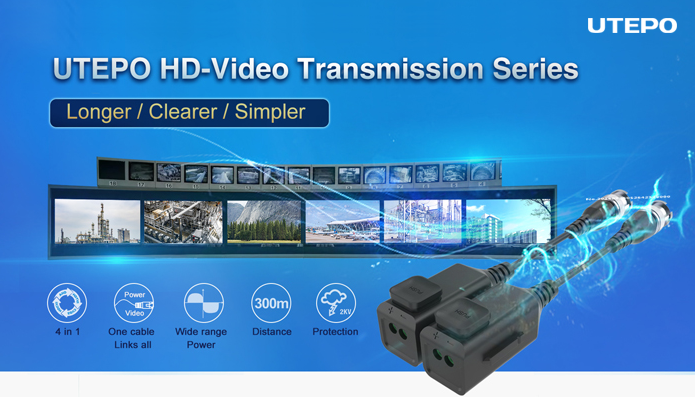 UTEPO HD-Video Transmission Series