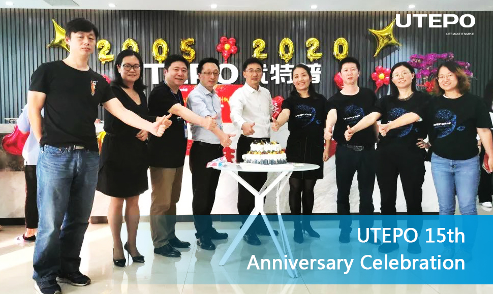 UTEPO 15th Anniversary Celebration